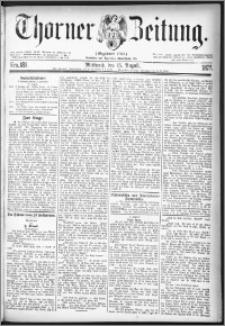 Thorner Zeitung 1877, Nro. 188
