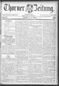 Thorner Zeitung 1877, Nro. 192