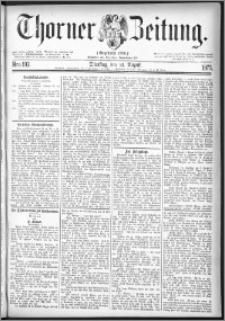 Thorner Zeitung 1877, Nro. 193