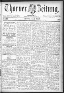 Thorner Zeitung 1877, Nro. 194