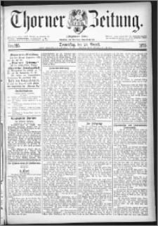 Thorner Zeitung 1877, Nro. 195