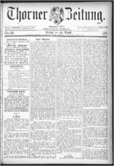 Thorner Zeitung 1877, Nro. 196