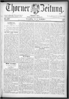Thorner Zeitung 1877, Nro. 207