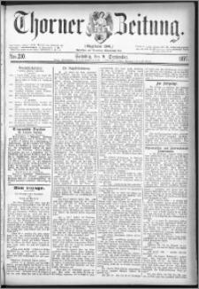 Thorner Zeitung 1877, Nro. 210
