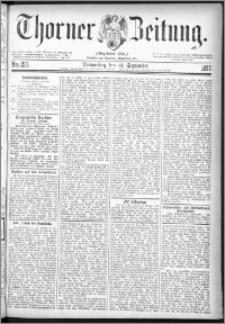 Thorner Zeitung 1877, Nro. 213