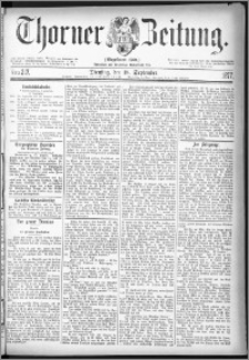 Thorner Zeitung 1877, Nro. 217