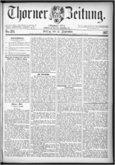 Thorner Zeitung 1877, Nro. 220