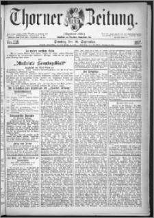 Thorner Zeitung 1877, Nro. 228 + Beilage
