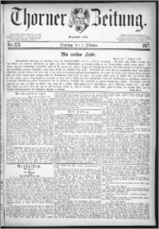 Thorner Zeitung 1877, Nro. 229