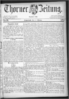 Thorner Zeitung 1877, Nro. 233