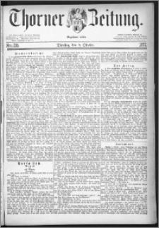 Thorner Zeitung 1877, Nro. 235