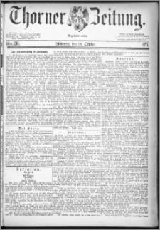 Thorner Zeitung 1877, Nro. 236