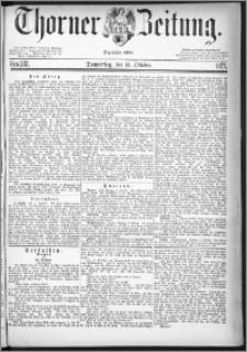 Thorner Zeitung 1877, Nro. 237