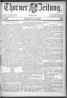 Thorner Zeitung 1877, Nro. 241