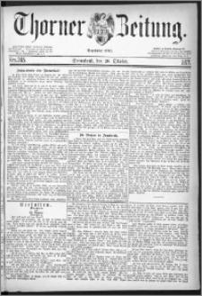 Thorner Zeitung 1877, Nro. 245