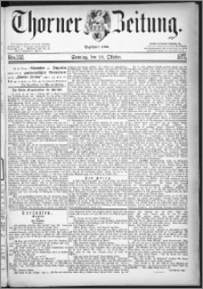 Thorner Zeitung 1877, Nro. 252 + Beilage