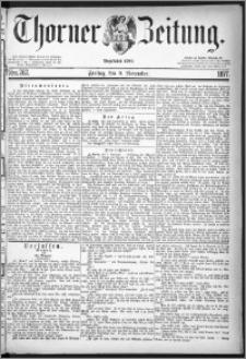 Thorner Zeitung 1877, Nro. 262