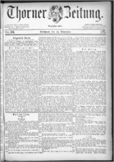 Thorner Zeitung 1877, Nro. 266