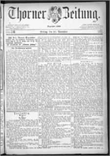 Thorner Zeitung 1877, Nro. 280
