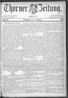 Thorner Zeitung 1877, Nro. 281