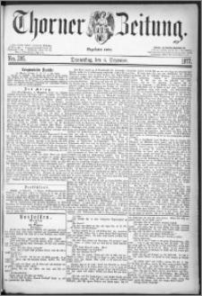 Thorner Zeitung 1877, Nro. 285