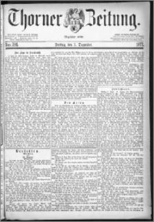 Thorner Zeitung 1877, Nro. 286