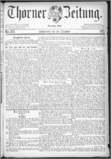 Thorner Zeitung 1877, Nro. 293