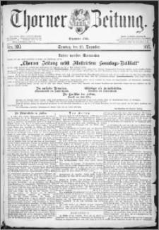 Thorner Zeitung 1877, Nro. 300 + Beilage