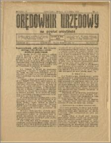 Orędownik Urzędowy na Powiat Strzeliński 1928 Nr 4