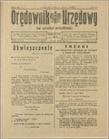 Orędownik Urzędowy na Powiat Strzeliński 1928 Nr 56