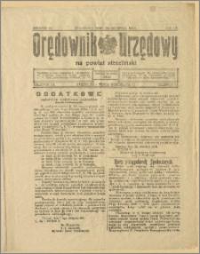 Orędownik Urzędowy na Powiat Strzeliński 1928 Nr 63