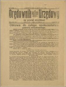 Orędownik Urzędowy na Powiat Strzeliński 1928 Nr 85