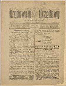 Orędownik Urzędowy na Powiat Strzeliński 1929 Nr 2