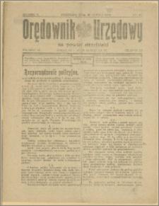 Orędownik Urzędowy na Powiat Strzeliński 1929 Nr 12