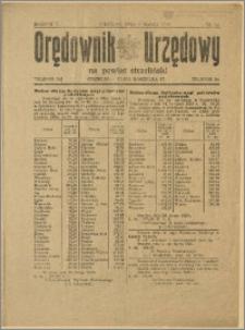 Orędownik Urzędowy na Powiat Strzeliński 1929 Nr 14