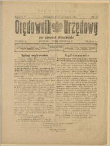 Orędownik Urzędowy na Powiat Strzeliński 1929 Nr 17