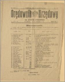 Orędownik Urzędowy na Powiat Strzeliński 1929 Nr 23