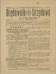 Orędownik Urzędowy na Powiat Strzeliński 1929 Nr 26