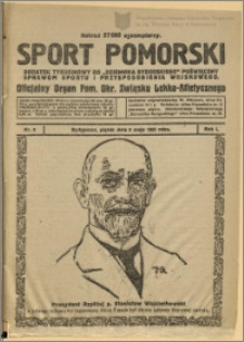 Sport Pomorski 1925 Nr 5