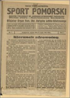 Sport Pomorski 1925 Nr 7