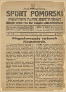 Sport Pomorski 1925 Nr 14