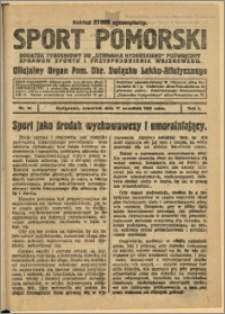 Sport Pomorski 1925 Nr 24