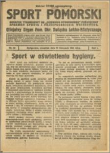 Sport Pomorski 1925 Nr 32