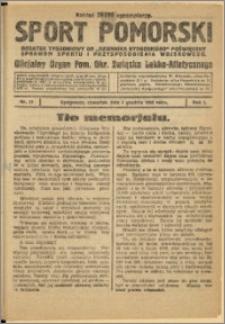 Sport Pomorski 1925 Nr 35