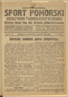 Sport Pomorski 1925 Nr 36