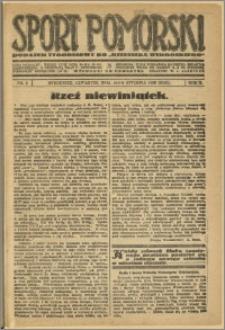 Sport Pomorski 1926 Nr 2