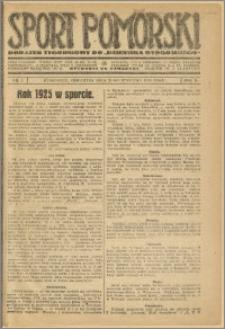 Sport Pomorski 1926 Nr 3