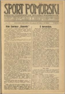 Sport Pomorski 1926 Nr 4
