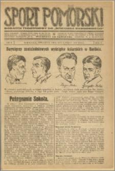 Sport Pomorski 1926 Nr 5