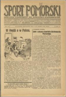 Sport Pomorski 1926 Nr 10